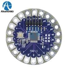 LilyPad 328 ATmega328P Mikrocontroller-board Wichtigsten Board Modul Für Arduino Kompatibel Mit IDE ICSP TX/RX/AREF/sechs PWM