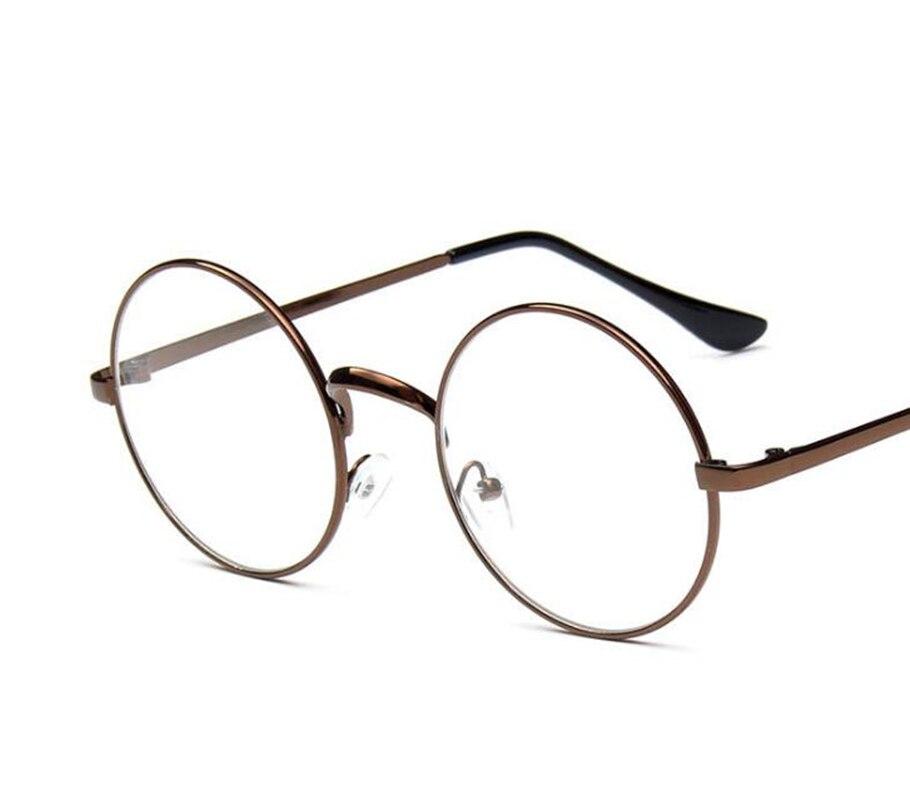 Progresiva gafas de lectura multifocales lupa redonda de Metal ver de cerca y de lejos dioptrías gafas TOP 0 agregar + 1,0 a + 3,0 para la vista
