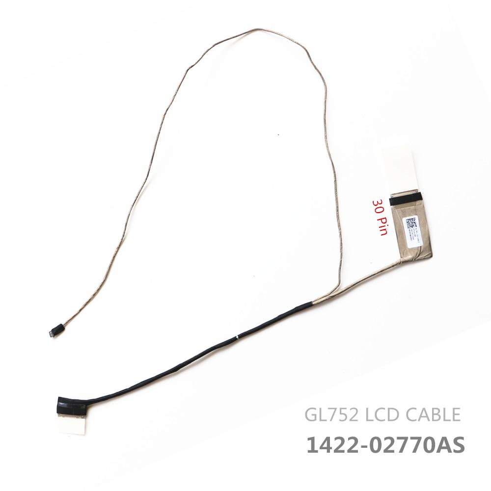Новый кабель GL752 1422-02770AS для Asus ROG G752 G752V G752VW GL752V GL752VW Lcd Lvds