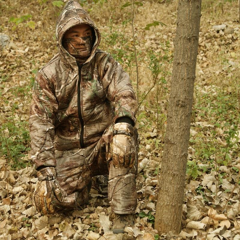 Árbol muerto camuflaje trajes biónicos pesca al aire libre caza tiro ropa táctica Camping escalada chaqueta pantalones impermeable conjunto