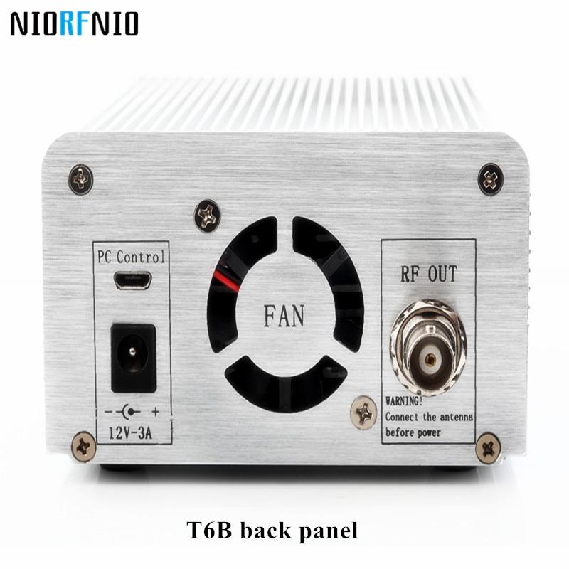 Envío gratis Venta caliente Bluetooth y Control de PC NIO-T6B 6 W transmisor FM Subwoofer circuito amplificador