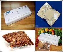 Envasadora al vacio de alimentos próżniowa maszyna do zgrzewania plastikowych torebek worek próżniowy do pakowania żywności vakum makinesi