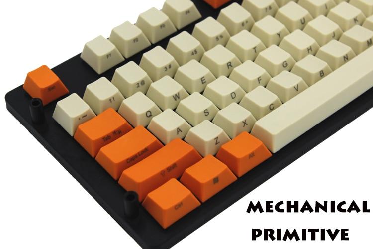MP 110 клавиши, резьба по радиусу PBT, профиль вишни, оригинальная высота для вишни, 3850, 3800, MX3.0 и т. Д., механическая клавиатура