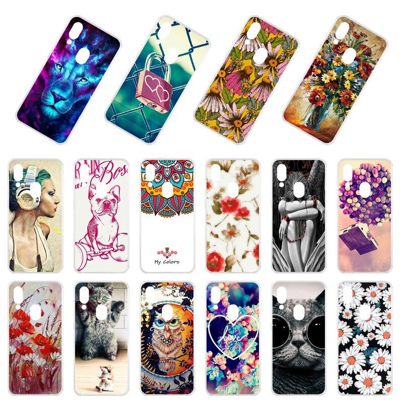 Soft TPU Phone Case For Umidigi A3 Cases Silicone DIY Painted Flexible Bumper For Umidigi Umi digi A3 Pro Covers Fundas