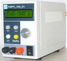 HSPY60V 3A DC   Sortie dalimentation programmable de 0-60V, port RS232 réglable 0-3A