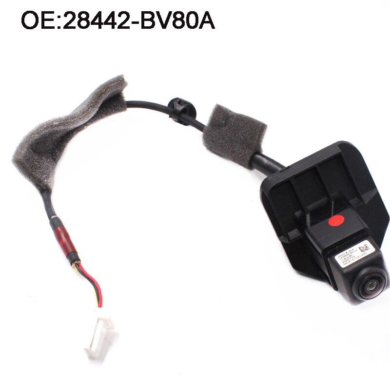 YAOPEI New Rear View Camera Backup 28442 BV80A/28442-BV80A/Hatchback 28442BV80A Para 2014 Nissan Juke
