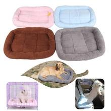 Tapis coussin pour animal domestique J2Y   Pour animal domestique, coussin de voiture, tapis de chien chat, niche caisse confortable et doux, produits maison pour animaux