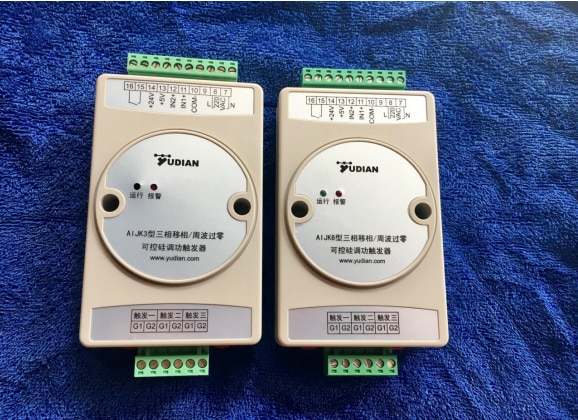 AIJK3 trifásico cuatro cables tiristor fase-cambio Flip-flop