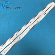 Luz de fondo LED para Samsung Blue light 55 pulgadas LM41-00120F de TV curvada UN55JS8500 BN96-34774A UN55JS850D UA55JS9800 UA55JS8000