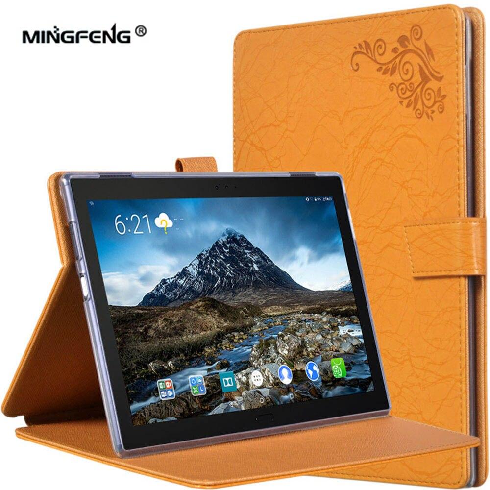 Чехол для Lenovo TAB 4 10 Plus, силиконовый чехол из ПУ кожи и ТПУ Для Lenovo TAB 4 10 Plus, чехол для планшета с TB-X704N и TB-X704F + подарки