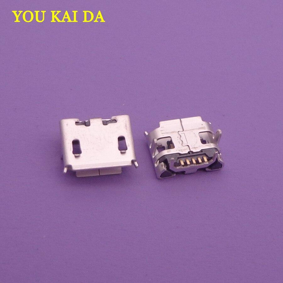 Porta de conector micro usb, porta de carregamento e tomada, doca para alto-falante jbl flip 2, pçs/lote