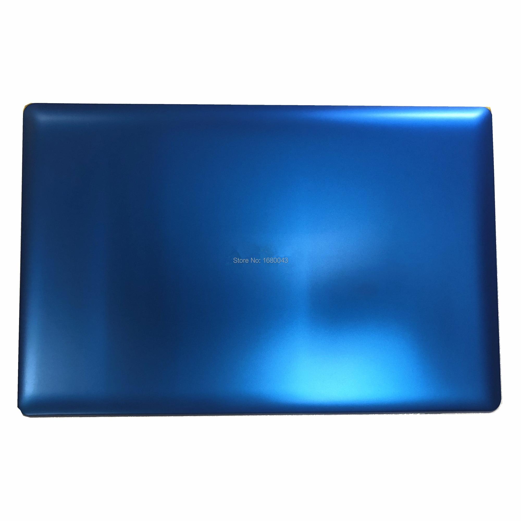 LCD pantalla LED MONTAJE DE digitalizador con pantalla táctil de vidrio carcasa azul con marco de piezas de repuesto para Asus Vivobook X200CA X200MA