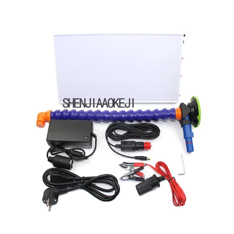 1pc Car sunken repair tools no Spray paint Professional sunken repair tool no sheet metal repair Leveling lamp repair  tool