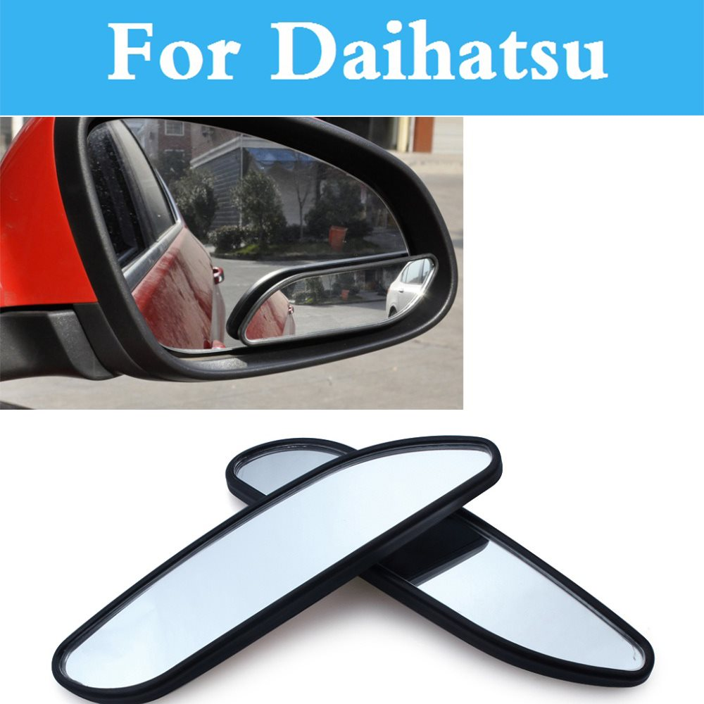 Rectángulo HD para coche punto ciego marcha atrás vista auxiliar trasera para Daihatsu Altis be-go Boon Cuore Esse Materia Ceria Copen