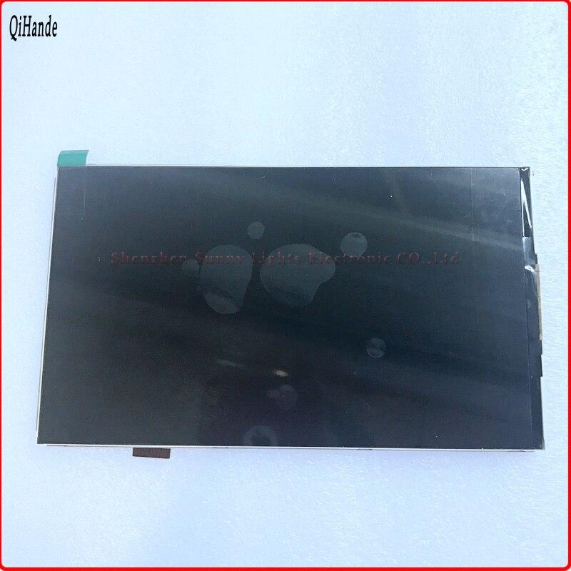 Nuevo Panel de pantalla LCD AL0131A 24Pin pantalla para tableta de 7 pulgadas LCD pantalla interna P710 V719 4G