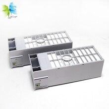 Winnerjet 2PC/lot C12C890191 Maintenance Tank/Box For Epson Surelab D3000 Printer
