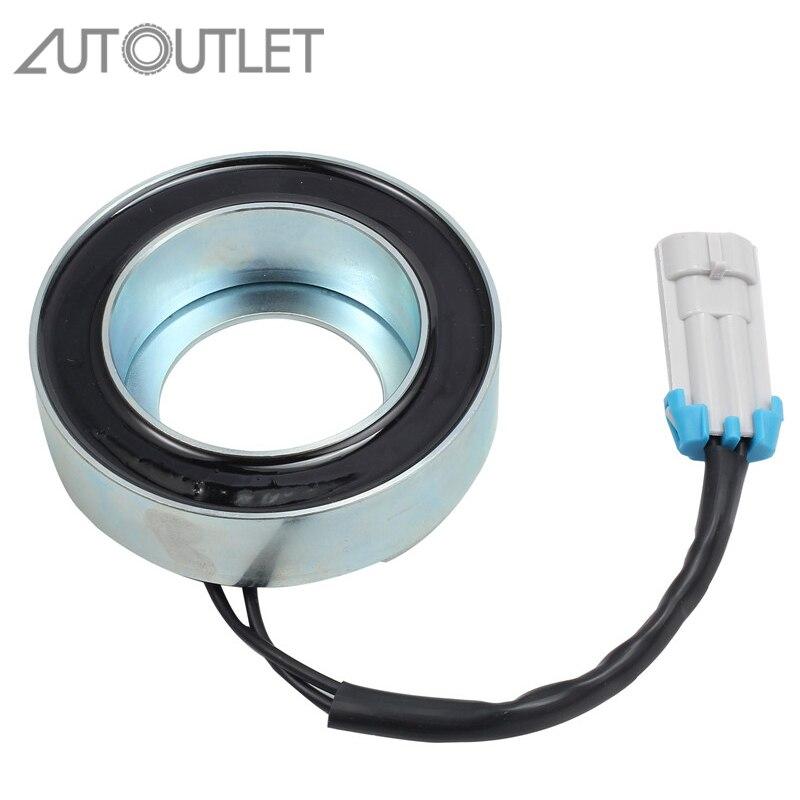 AUTOUTLET компрессор кондиционера магнитная катушка сцепления 1854272 09118281 1618329 для OPEL Astra G H Zafira A B Corsa C