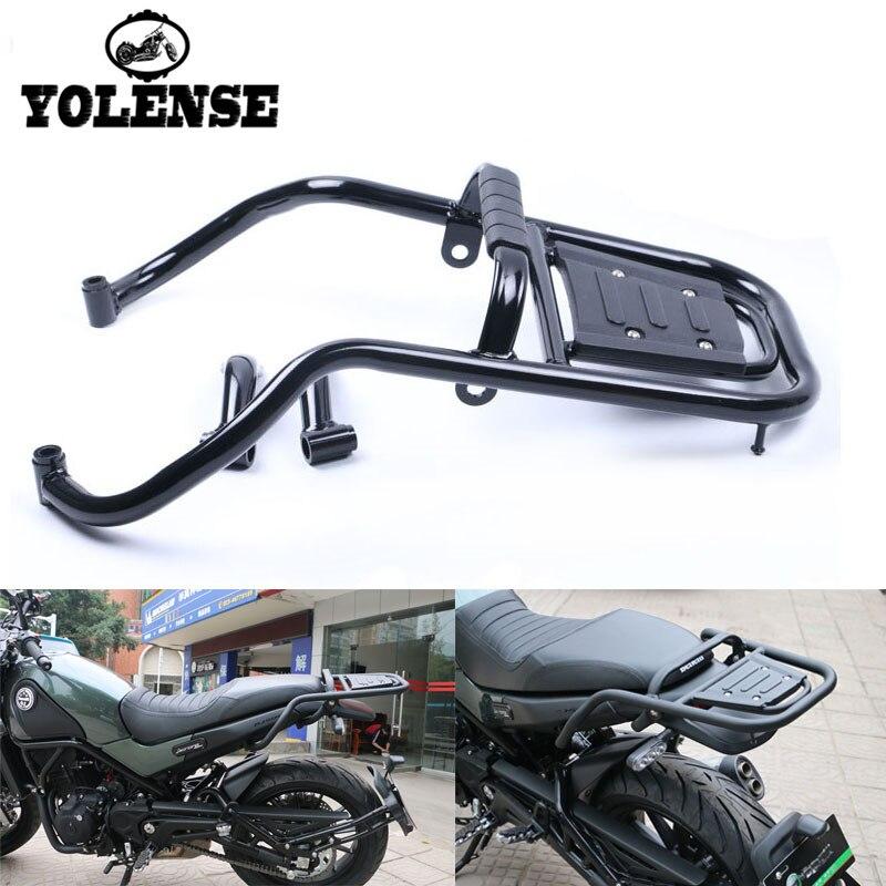 Для Benelli BJ500 BJ 500 аксессуары для мотоциклов Leoncino багажная стойка бар задние полки с крылом подлокотник держатель для мотоцикла
