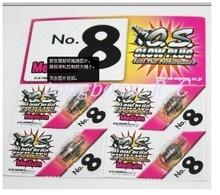O.S OS8 prise moyenne N bougies de préchauffage N ° 8 OS 8