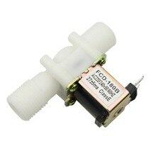 10 pièces distributeur deau sanitaire articles électrovanne solaire AC220/240V 50/60HZ/DC24V/12V 0.02-0.8mpa 3 spécifications en option