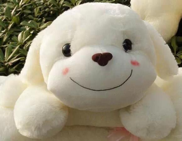 Papa Dog / savory dog / plush toy doll