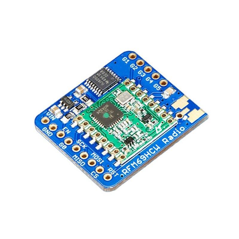 1 шт. x RFM69HCW трансивер Радио Development Board 868 или 915 MHz RadioFruit