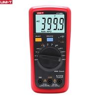 UNI-T UNIT Digital Multimeter Auto Range 1000V 10A AC DC Voltmeter Current Capacitance Meter Electric Tester Temperature Measure