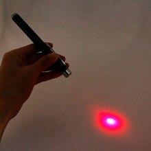 5 mw 650nm Rot Licht Laser Pointer Stift Kontinuierliche Linie Sichtbar Strahl Präsentation 2 x AAA Batterie (Nicht enthalten)