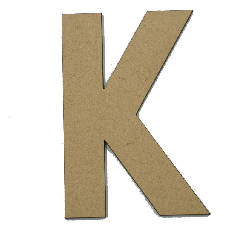 40cm Large Wooden Letter Words Wood Letters Alphabet Name Lem