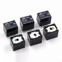 5Pcs 5V 12V 24V 20A DC Power Relais SRA-05VDC-CL SRA-12VDC-CL SRA-24VDC-CL 5Pin PCB Typ auf lager schwarz Automobil relais