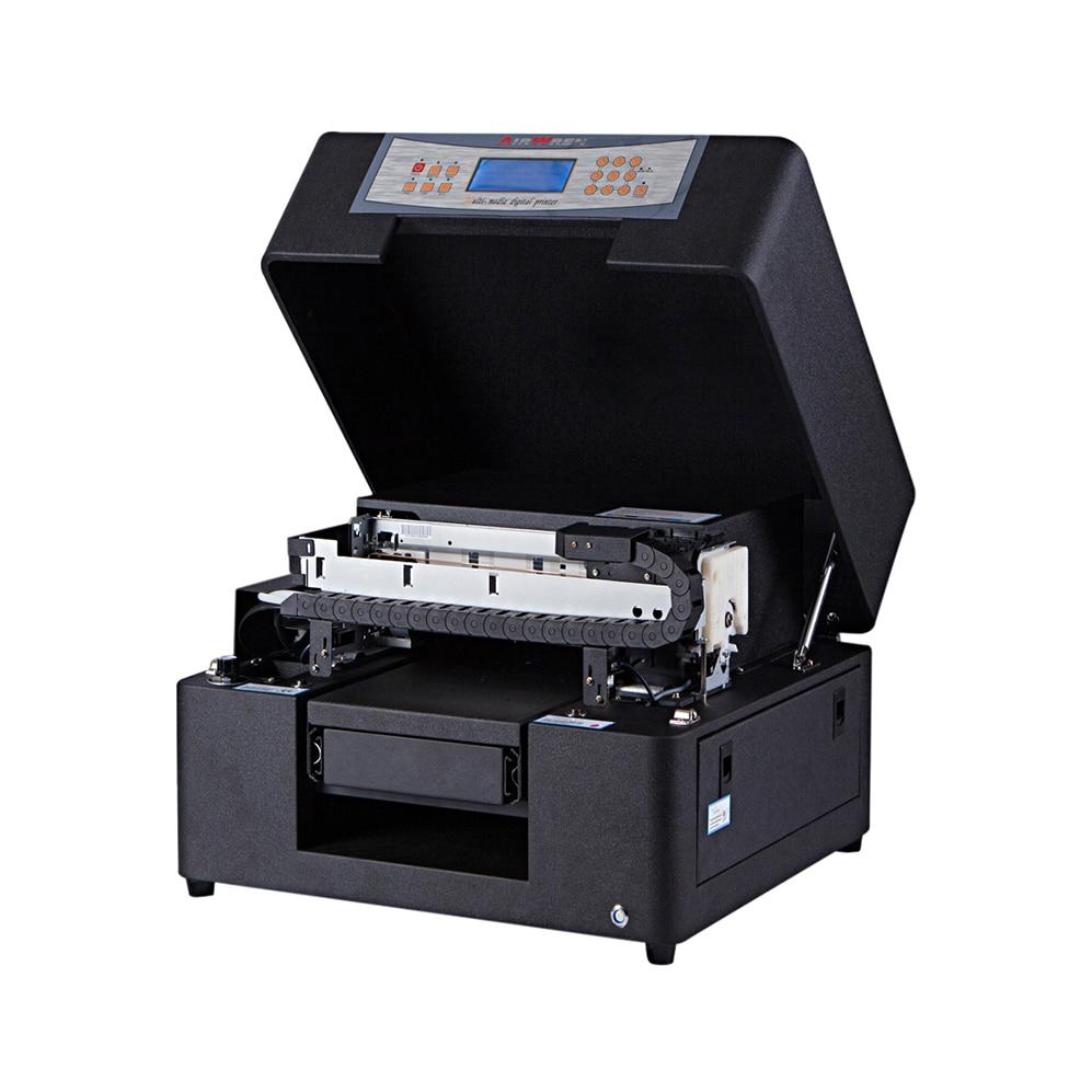 Mini formato 630x600x430mm (WxLxH) impresora UV para tablero de publicidad móvil