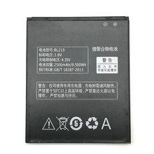 2500mAh BL219 BL 219 ليثيوم أيون الهاتف بطارية لأجهزة لينوفو A880 S856 S810t A889 A890e A916 استبدال أجزاء بطارية الهاتف