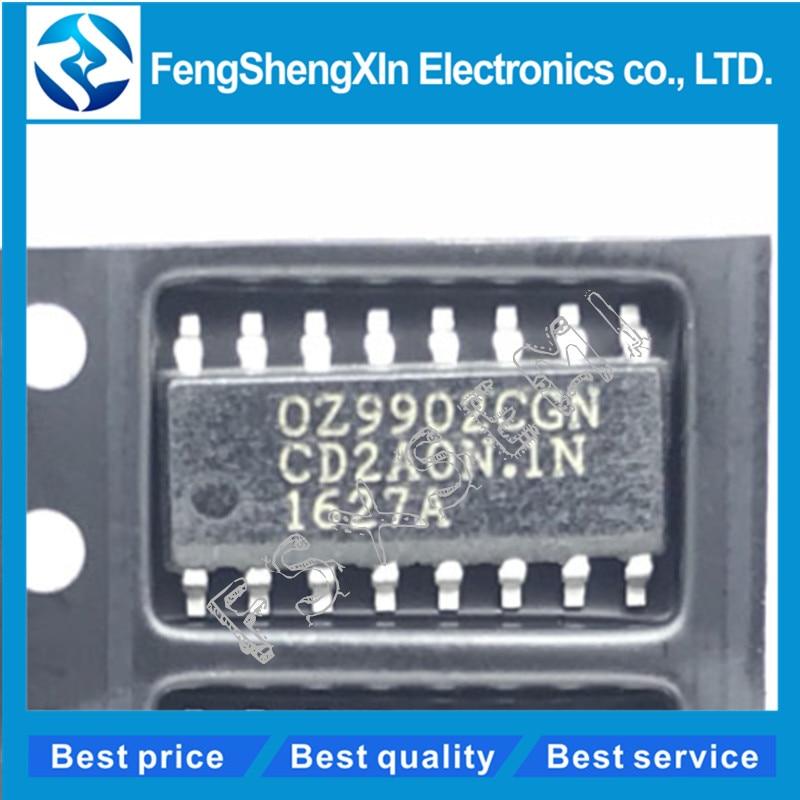 5pcs/lot OZ9902CGN  0Z9902CGN SOP-16 LED LCD power supply IC chips