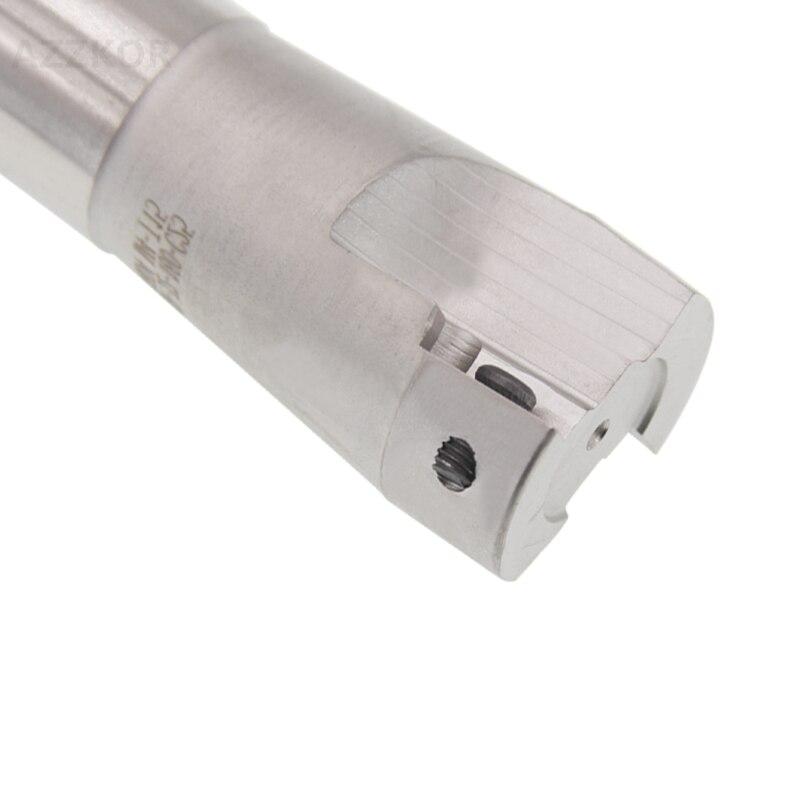 ¡Venta al por mayor! herramienta de endurecimiento de mango alargado de fresado BAP400R herramienta de recogida de varilla asimétrica endurecida Cnc de aleación