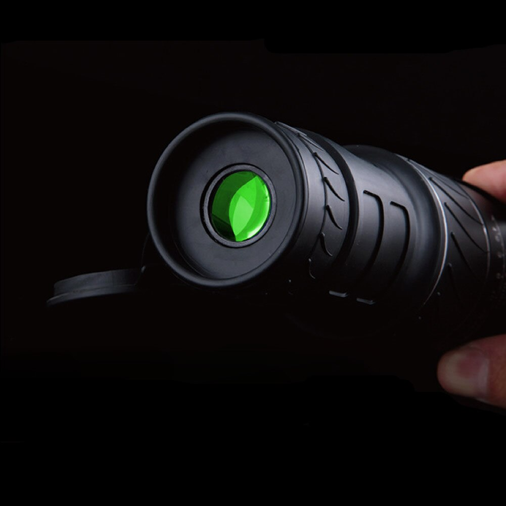 Telescopio portátil 40x60 militar HD profesional Zoom prismáticos caza nocturna alcance óptico gran visión telescópico * 30