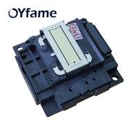 OYfame FA04000 FA04010 Printhead print head for Epson L110 L111 L120 L555 L211 L210 L220 L300 L355 L365 L400 L401 XP231 Printer