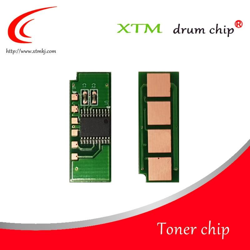Chip permanente PC-211EV PC 211EV PC211 PC210 chip de cartucho de tóner para pantum P2500 P2207 M6500 M6600 recarga de polvo de impresora láser