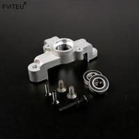 FVITEU Metal Clutch Bell Mount Metal Clutch Tripod for 1/5 HPI baja 5b 5t 5sc Rovan King Motor