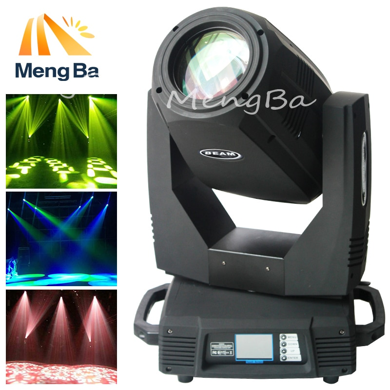 350w 17R Wash /Spot /Beam 3 en 1 Luz de escenario DMX512 luz con cabezal móvil DJ/Fest/hogar/Salas KTV/Bar/máquina de escenario de luz de fiesta