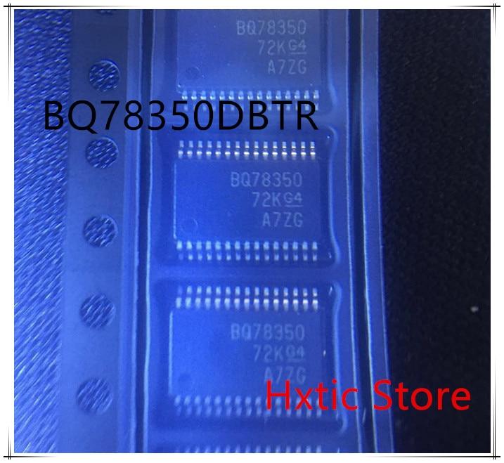 10 teile/los BQ78350 BQ78350D BQ78350DBTR IC