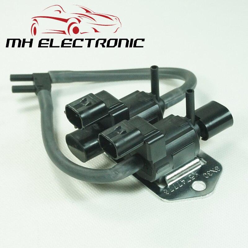 MH Electronic Para Mitsubishi L200 Triton Pajero Montero, envío gratis, válvula solenoide de embrague de rueda libre, 8657A031 K5T47776