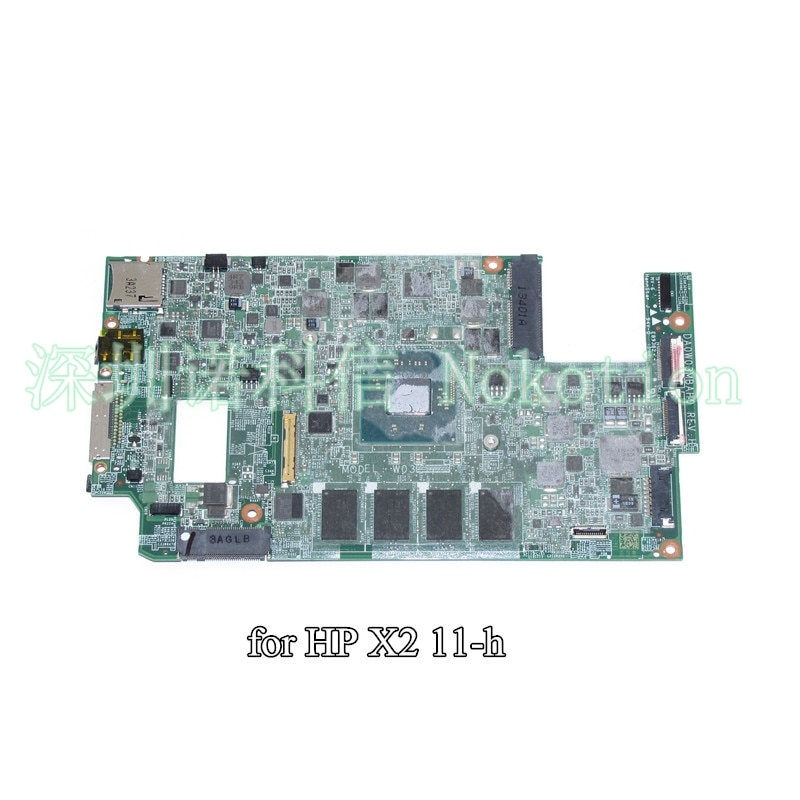 NOKOTION 741030-501 741030-001 laptop motherboard Para HP Dividir x2 11-H SR1SF N2920 CPU onboard DA0W03MBAH0