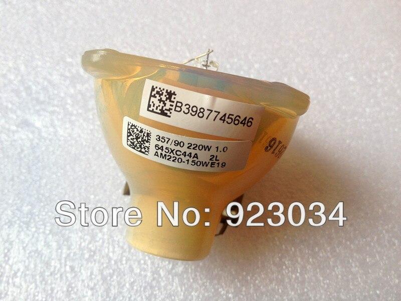 مصباح بروجيكتور 5j. J0M01.001 ل PB2140 PB2240 الأصلي العارية لمبة مصباح