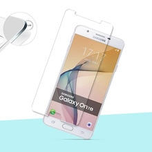 2 pièces verre trempé pour Samsung Galaxy On7 protecteur décran pour Samsung Galaxy On7 G6000 verre protection complète couvercle clair