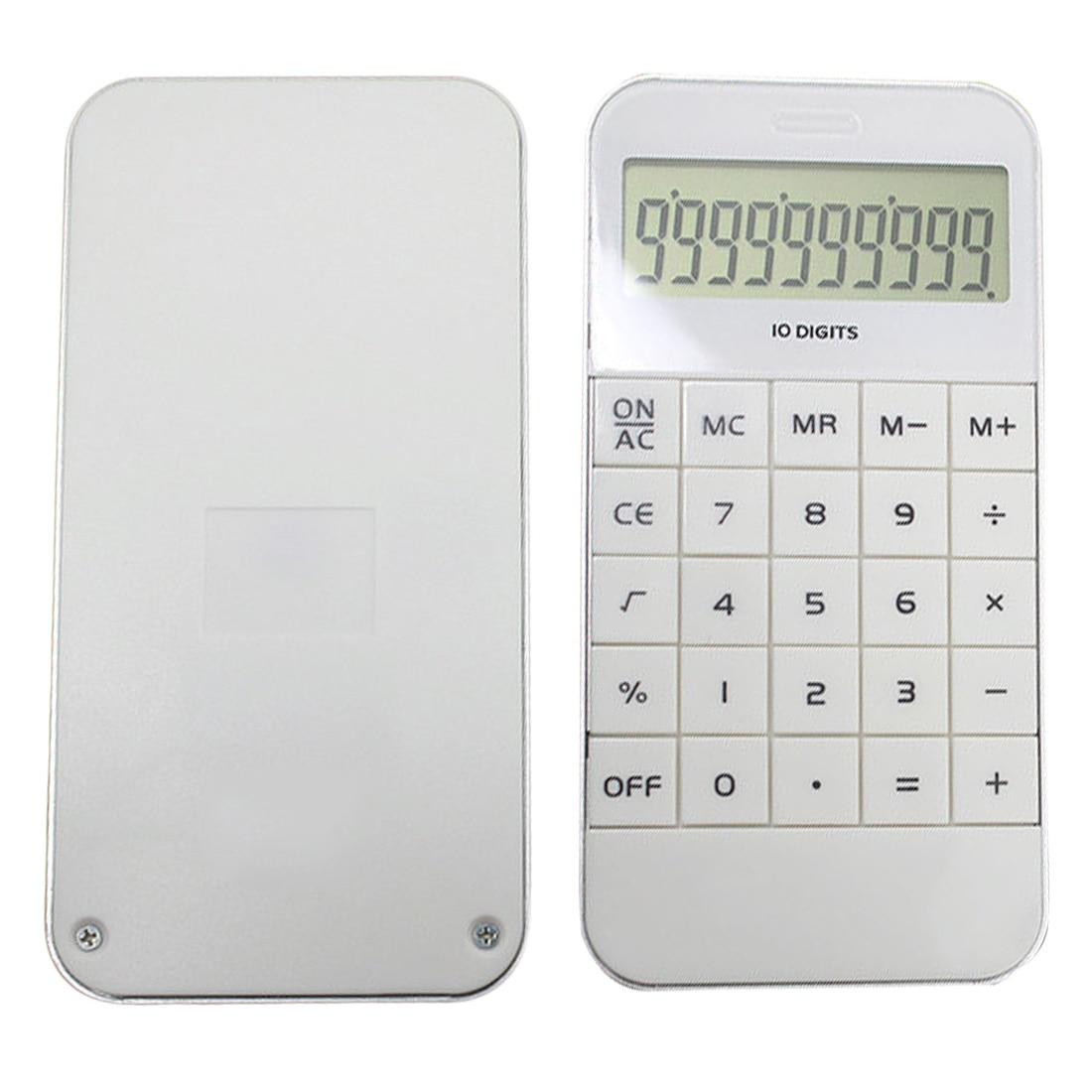 Calculadora Etmakit para oficina y hogar, calculadora para trabajadores de oficina, calculadora portátil para la escuela, calculadora electrónica de bolsillo, buena venta