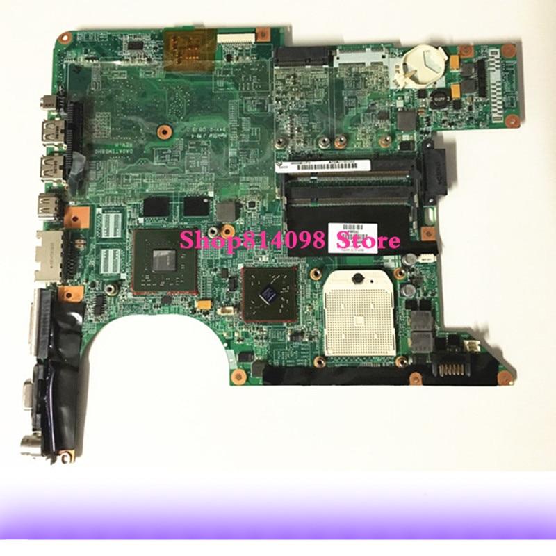 459564-001 para HP Pavilion DV6000 DV6500 DV6700 placa base de ordenador portátil DA0AT1MB8H0 placa principal 100% probado completamente