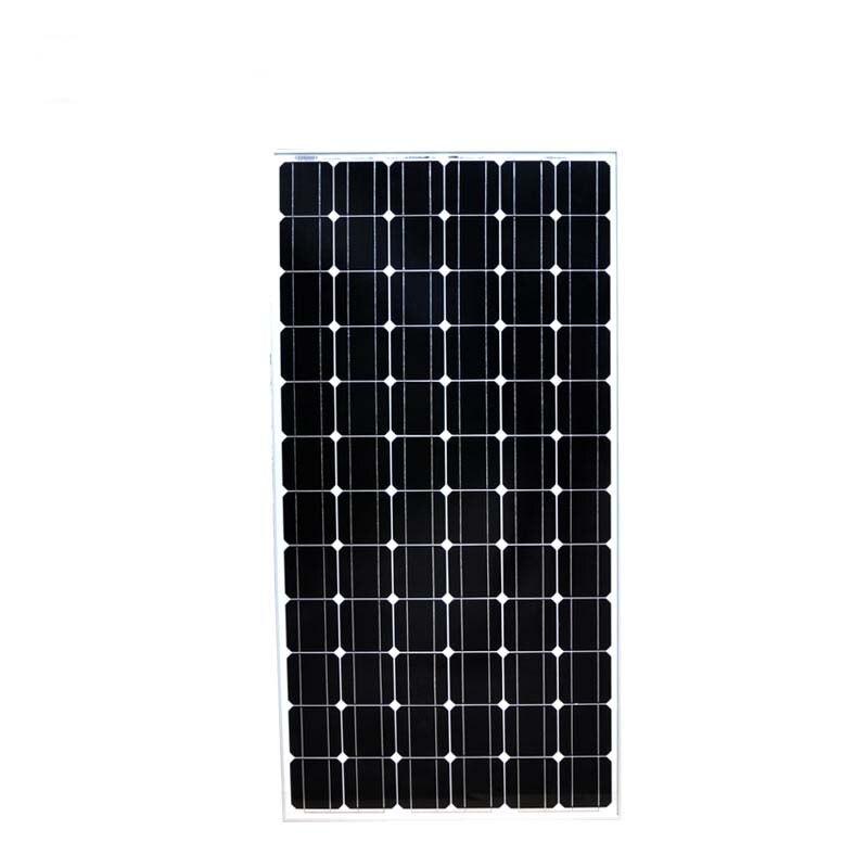 Panel Solar fotovoltaico, placa de 1000W, 200W, 5 unids/lote, 1000 vatios, 24V, 36 voltios, Mono, para coche, PV, autocaravana, barato, China