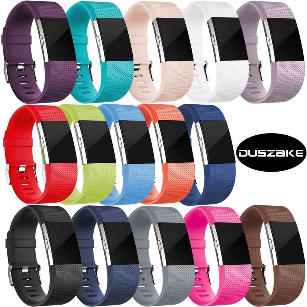 DUSZAKE Аксессуары для браслета Fitbit Charge 2 сменный Браслет ремешок для браслета Fitbit Charge 2 браслет для Fitbit Charge 2