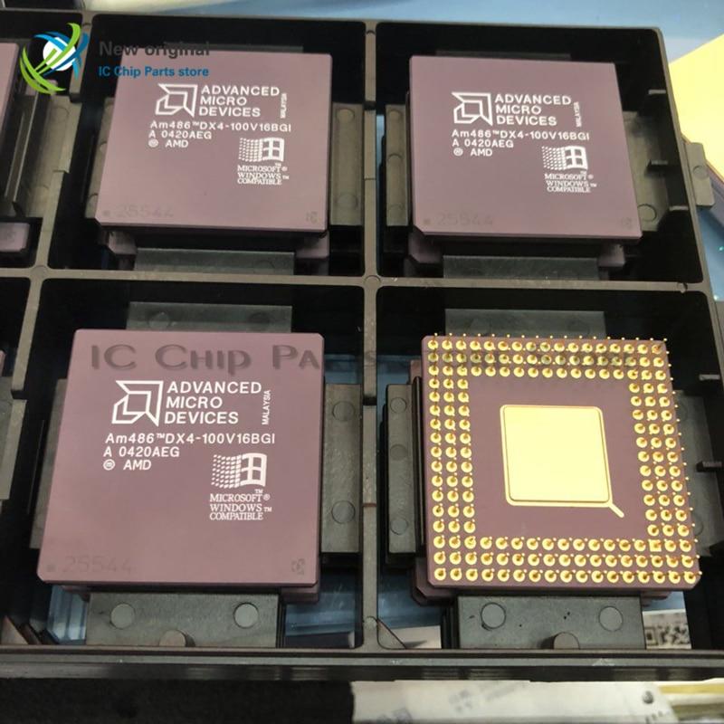 AM486DX4-100V16BGI بغا المتكاملة IC رقاقة الأصلي في الأوراق المالية