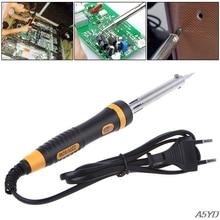 60w 220V fer à souder électrique outil de chauffage de haute qualité fer à souder chaud pour lélectronique/équipement informatique/réparation de montre